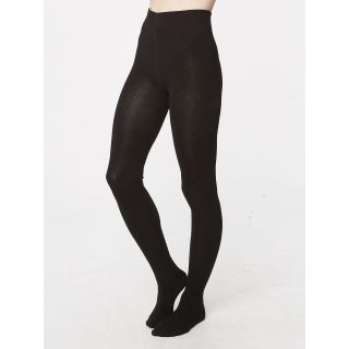 Collants en bambou noir