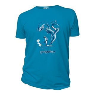 T-shirt coton bio homme Quat'rues