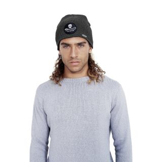 Bonnet noir anthracite homme Sea shepherd