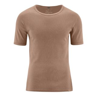 T-shirt bio unis chanvre coton bio homme
