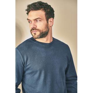 T-shirt écologique manches longues homme chanvre et coton bio