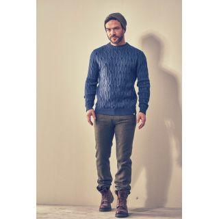 Pantalon homme chanvre et coton bio Hempage