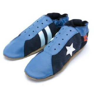 Chaussons adultes Retro marine