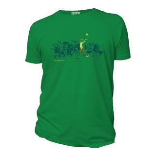 Tee-shirt vert be different