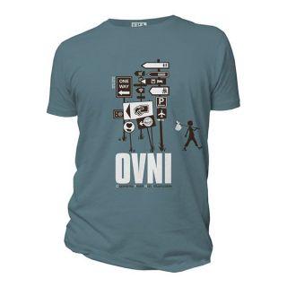 Tee-shirt coton Bio OVNI