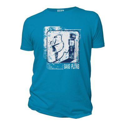 "Tee-shirt Bio Homme ""Sans Plomb"""