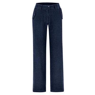 Pantalon taille haute femme chanvre et coton biologique