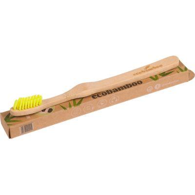Brosse à dents bambou poils super doux