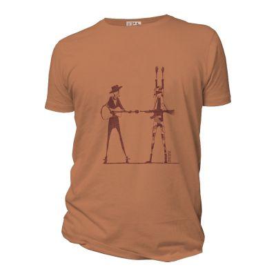 Tee-shirt Haut les mains