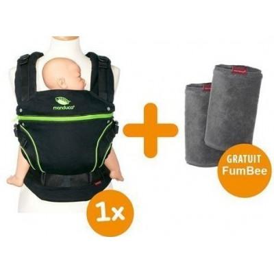 Porte bébé et fumbie