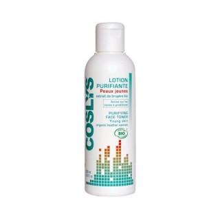 Coslys, lotion purifiante peaux jeunes 200ml