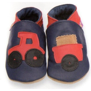 Chaussons Starchild Tractor navy