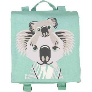 Sac à dos vert Koala création Mibo