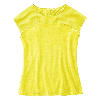 T-shirt Audry Hempage couleur agrumes
