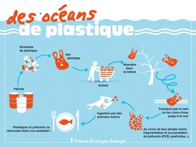 Infographie du Ministère de la Transition Ecologique