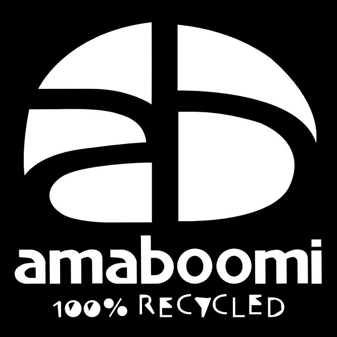 Amaboomi 100% Recycled