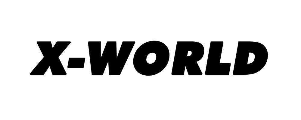 Logo de la marque X-World