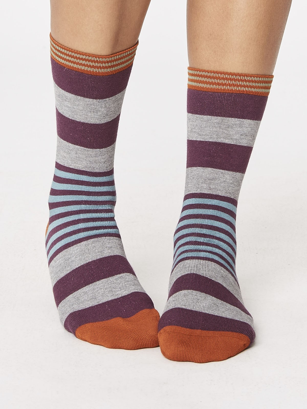 Chaussettes en bambou Thought