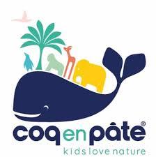 Logo de la marque Coq en pate