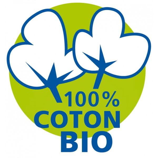 Braintree utilise du coton certifié bio pour le textile