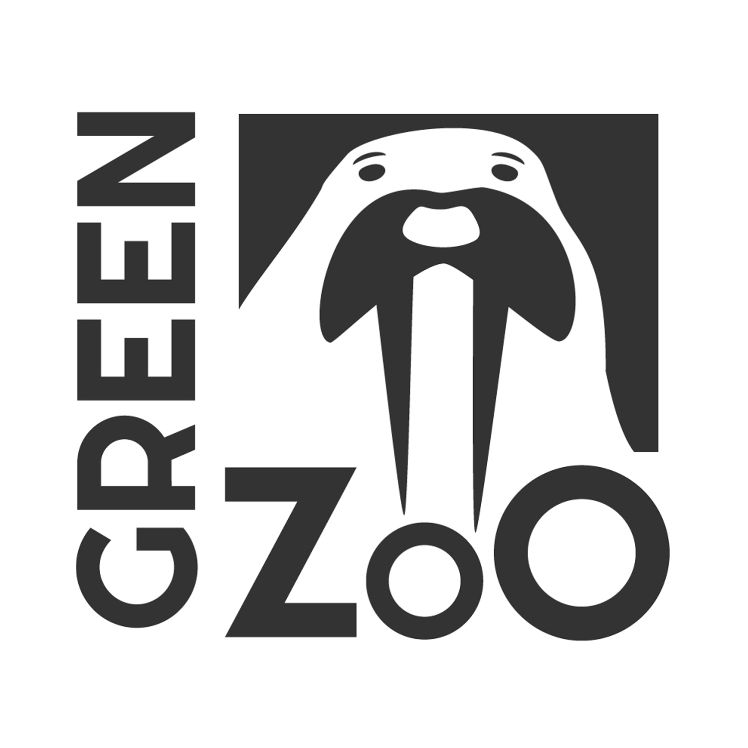 logo green zoo