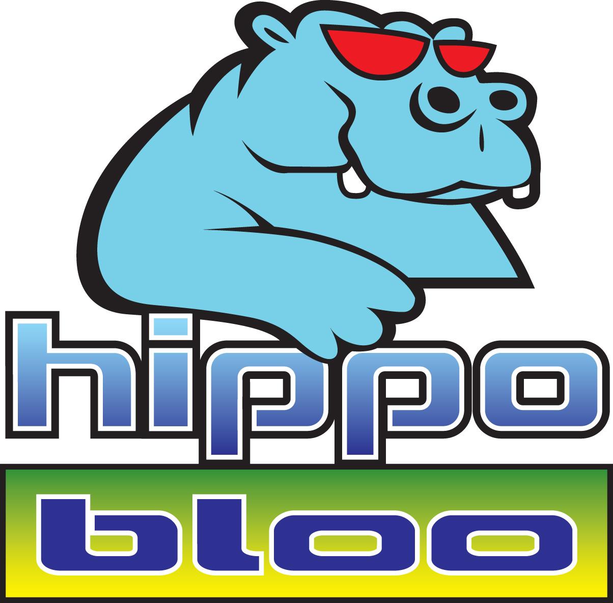 Logo de la marque Hippo Bloo