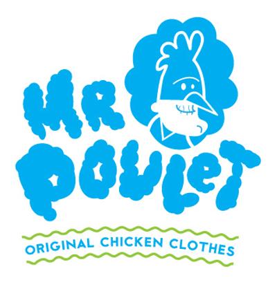 Logo de la marque Mr Poulet